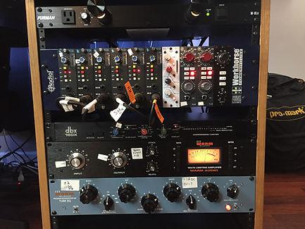 Warm Audio EQP online drum tracks