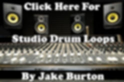 Free Studio Drum Loops by Jake Burton