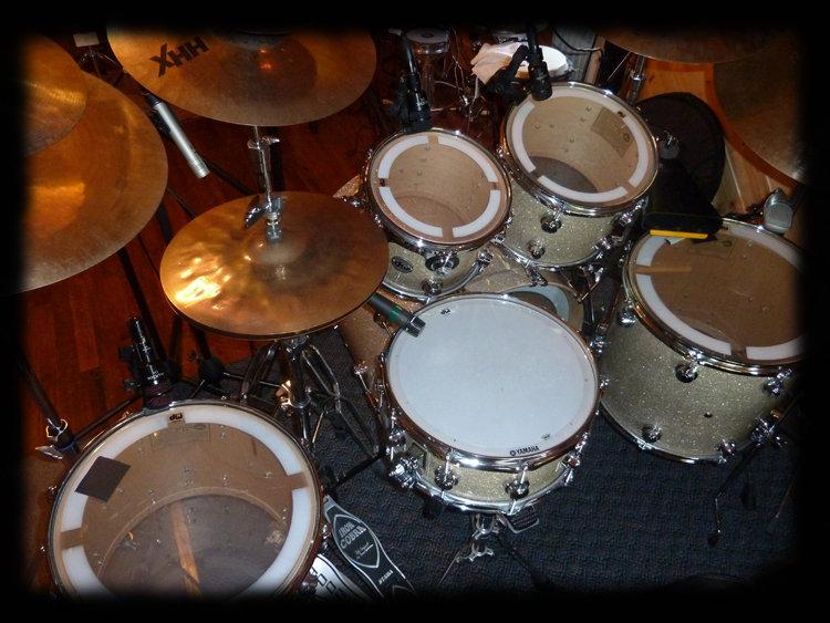 Internet Drum Overdubs with Jake Burton