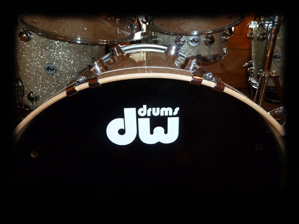 Online Recording - DW drums