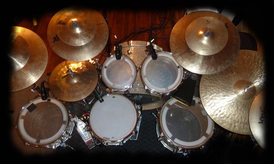 Online Studio Drum Tracks with Jake Burton