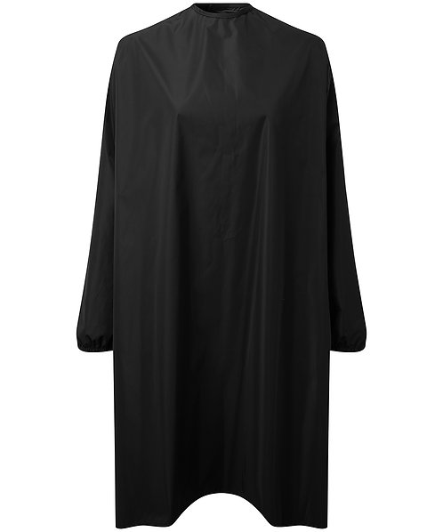 Sleeved Salon Gown