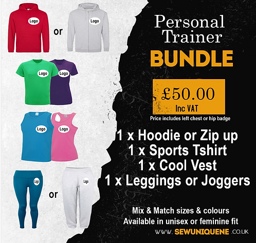 Personal Trainer Bundle (4 Items)