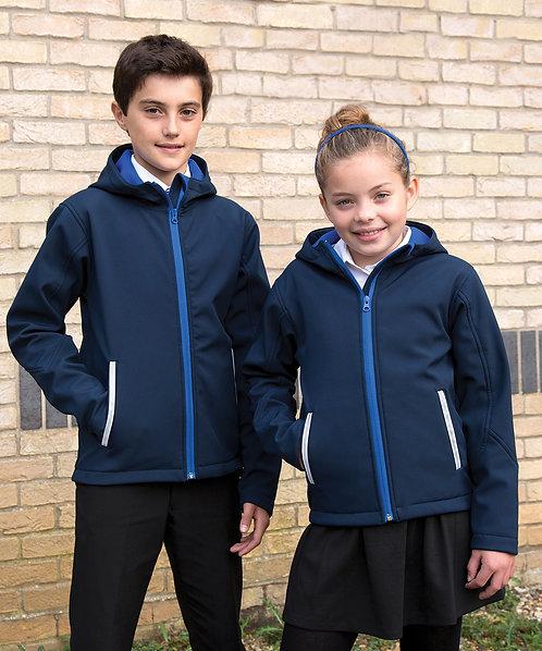 Kids Softshell Jacket