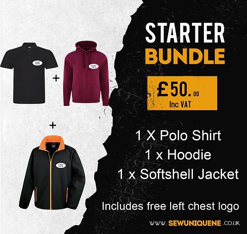 Starter Bundle (3 Items)