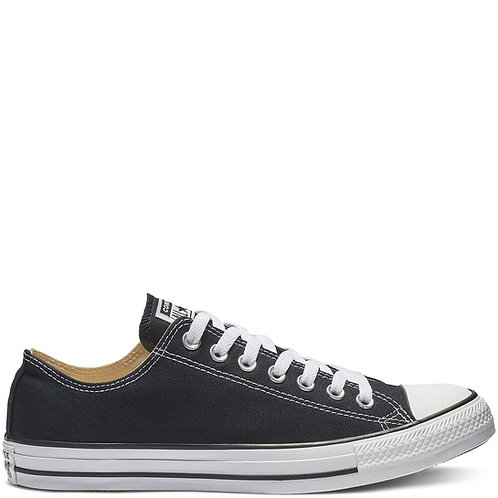 Converse Low Top - Black/White