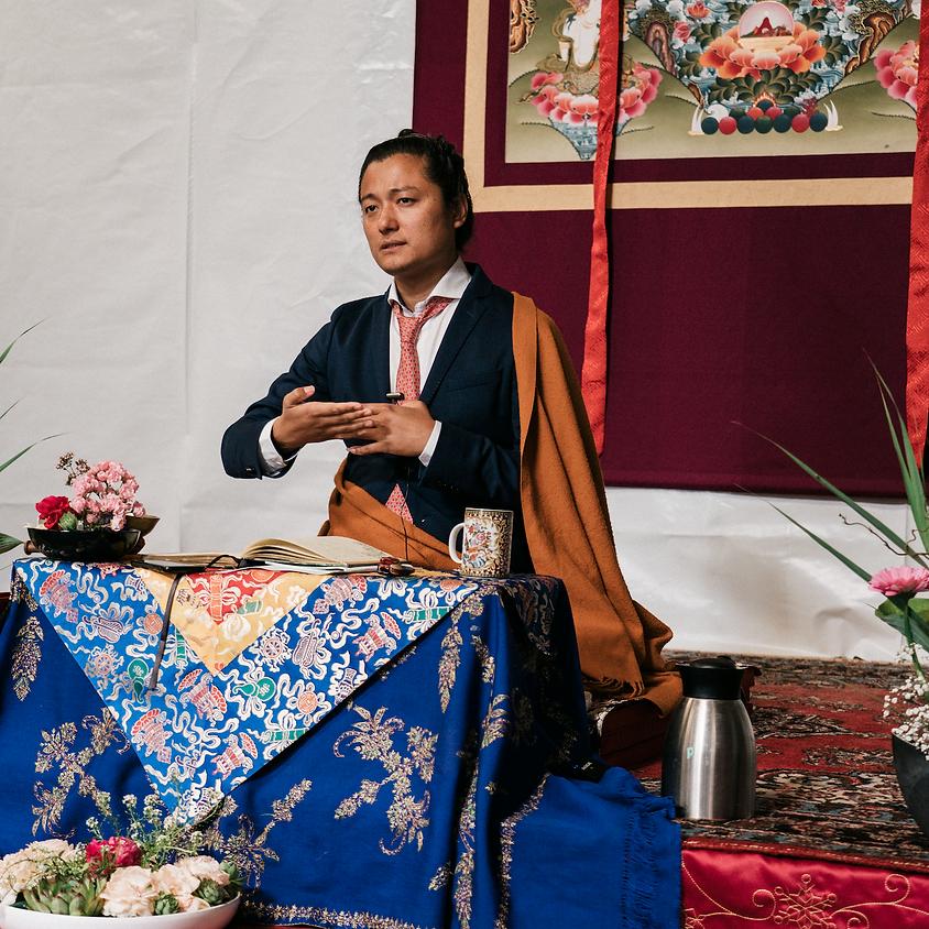 Bodhisattva Project: Retreat 4