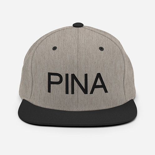 PINA 3D Embroidery