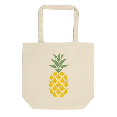 Eco Bag Pineapple