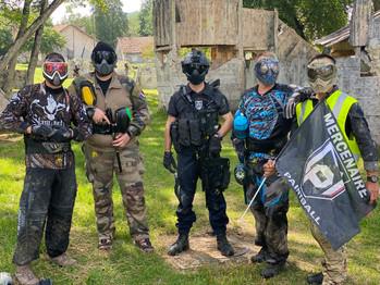 Spéciale Mercenaire Day