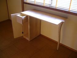 The Single Leg Desk