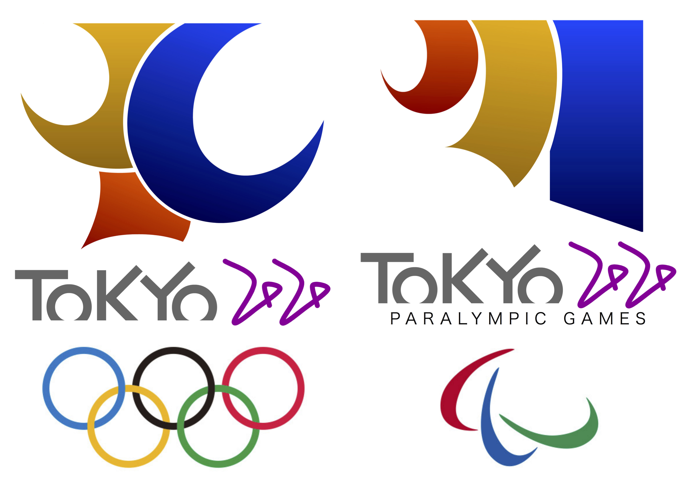 Tokyo2020 Olympic Logo