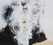 140 X 163 cm - collage, encre et acrylique sur carton