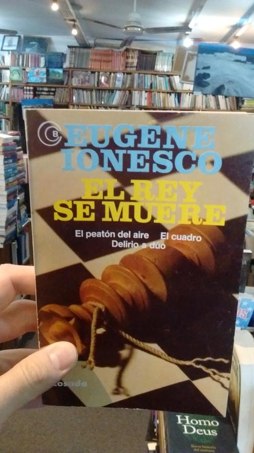 El Rey Se Muere Ionesco Pdf