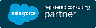 SalesForce Registered Consulting Partner Logo