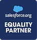 Salesforce Equality Partner Badget