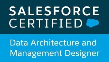 Mike Leibrand earns Salesforce Data Architecture and Management Designer Certification