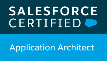 salesforce application architect logo