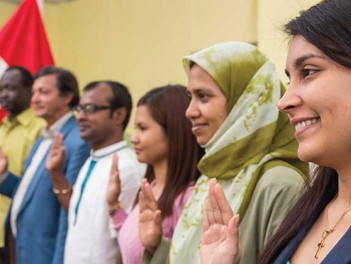 MYTH: We don't need immigrants  FACT: Canada will need 350,000 immigrants annually by 2035 to meet i