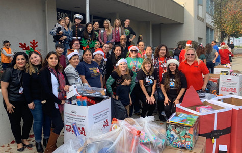 FACE Toys for Tots Drive (2019)