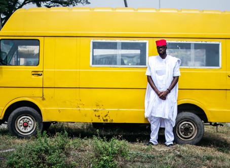 Afrocentrisme in stijl is bezig met een opmars
