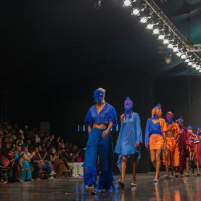 Achter de schermen bij Lagos Fashion Week