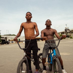 The BMX boys that accidentally started a new subculture in Lagos