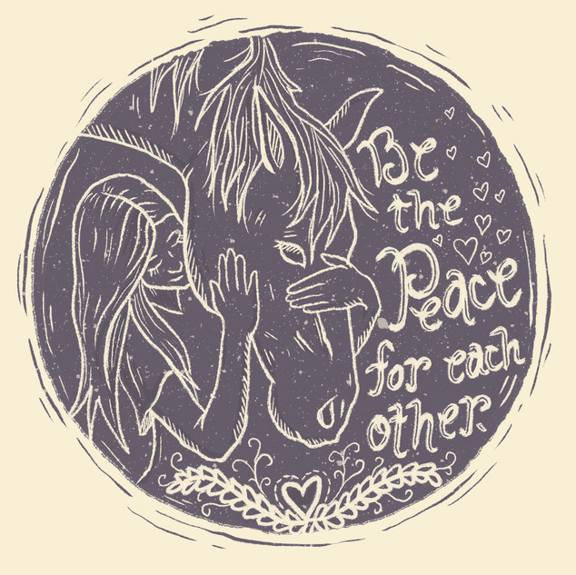 Be the Peace for Each Other.jpg