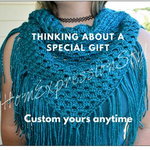 Custom your order!
