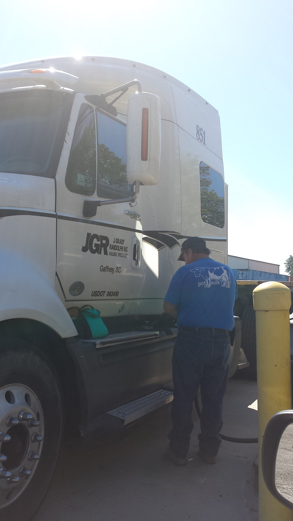 Keeping your truck fueled