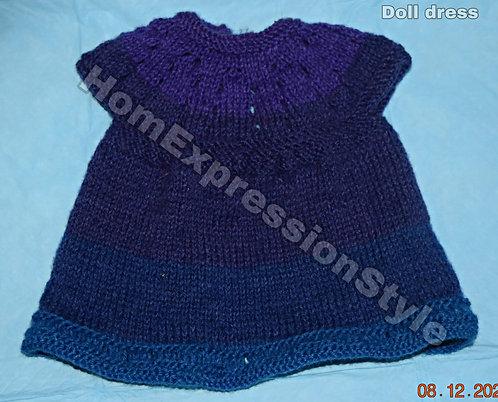 Lavender Dreams Doll Dress
