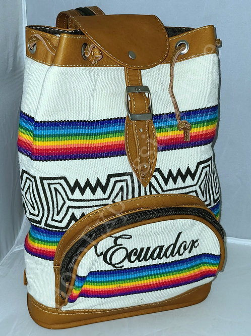Ecuador Backpack