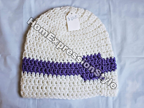Mix-and-Match Pin Ready Child's Beanie