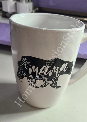 Mother's Day Gift Mama Coffee Mug