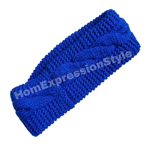 Royal Blue Ear Warmer/Headband