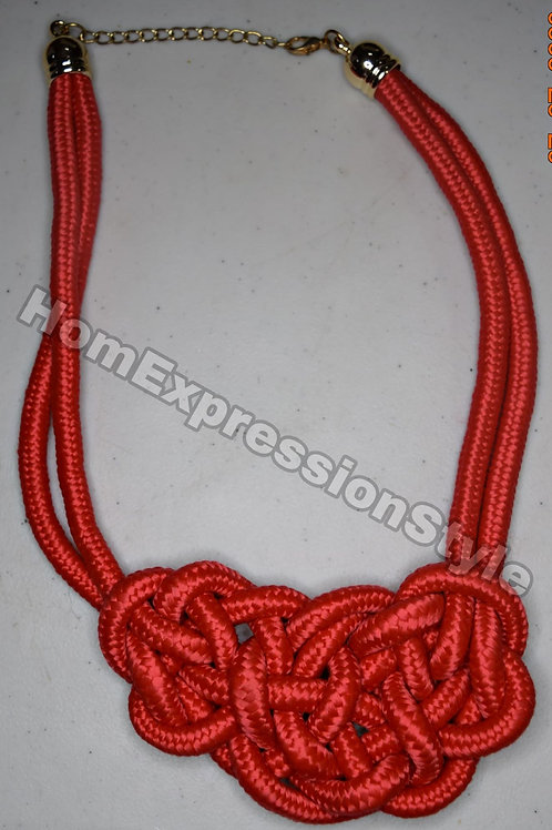 Red Rope Collar