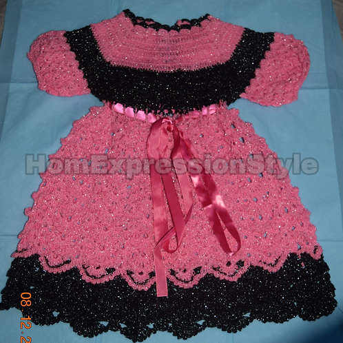 Victoria Dress (1 Year Old)