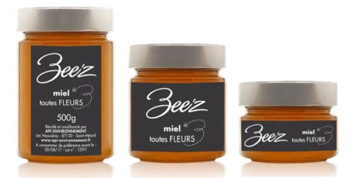 Miel toutes fleurs - 480g