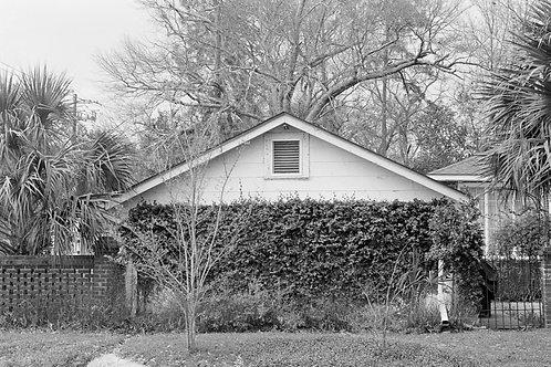 'Savannah Neighborhoods' Print