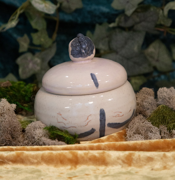 Nakey Lady Jar #5