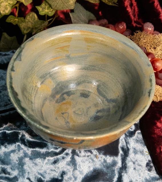Large Serving Bowl Inside
