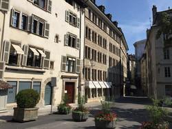 The old town (Geneva)