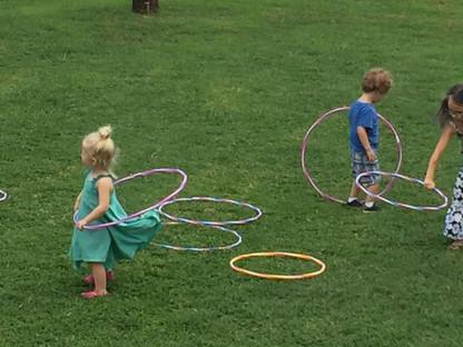 Hoop'n It Up!