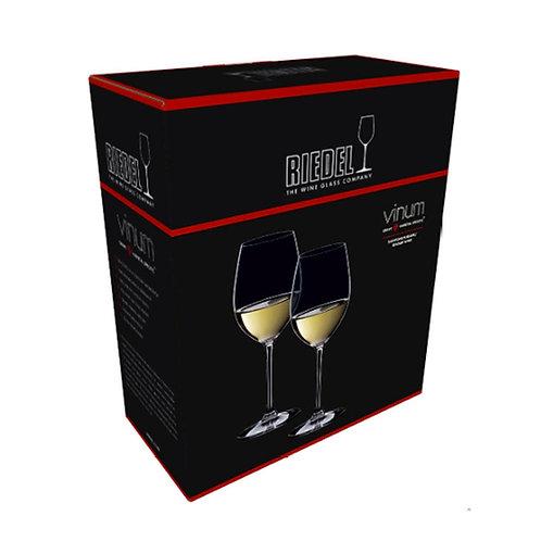 Riedel Vinum Set 2 Copas Champagne Wine Glass