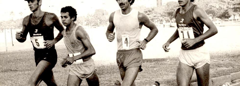 I Maratona Internacional do Rio de Janeiro - 29/07/1979