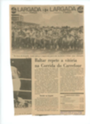 09 - II Corrida do Carrefour 13-11-1983.