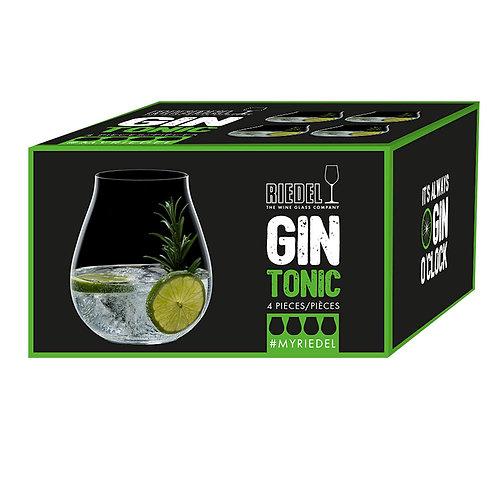 Set 4 copas Gin Tonic