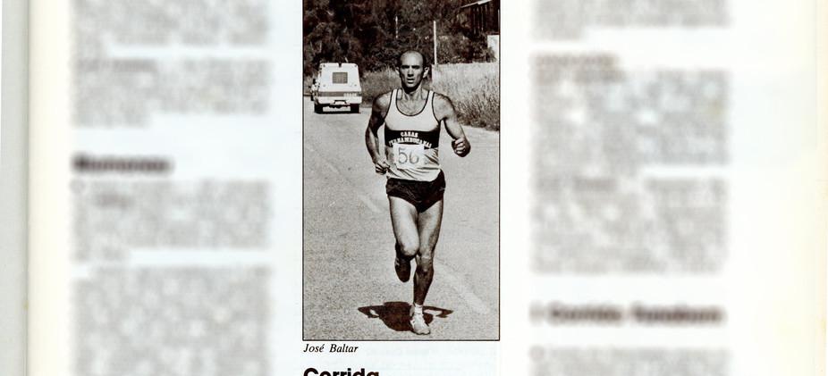 II Corrida das Academias 30/6/1984
