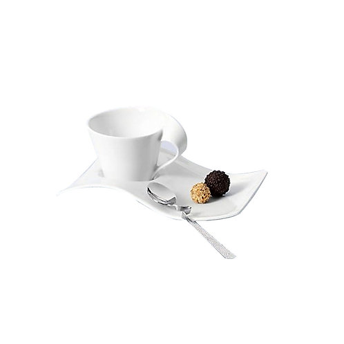 Mug Villeroy & Boch para 1  + Cuchara