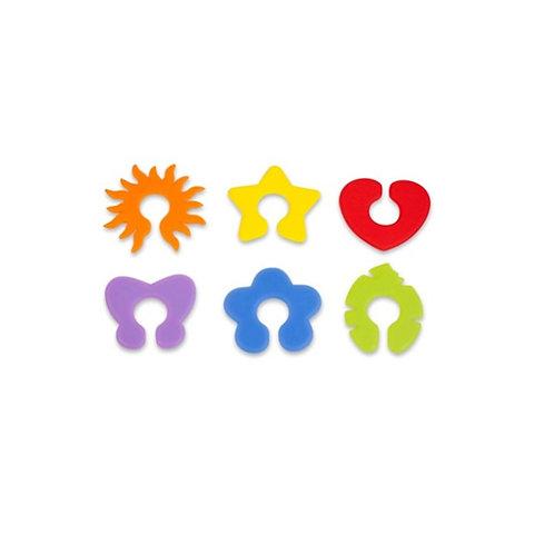 Gift Concept marcador Silicona Vibrant 8Un